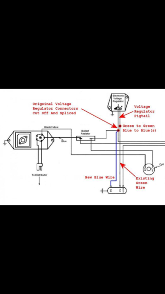 Mopar Electronic Ignition Wiring Schematic Question