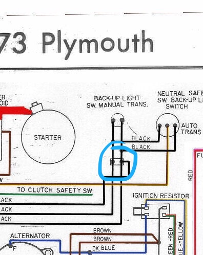 neutral safety switch harness question specific to 1974 for a mopar neutral safety switch wiring diagram at soozxer.org