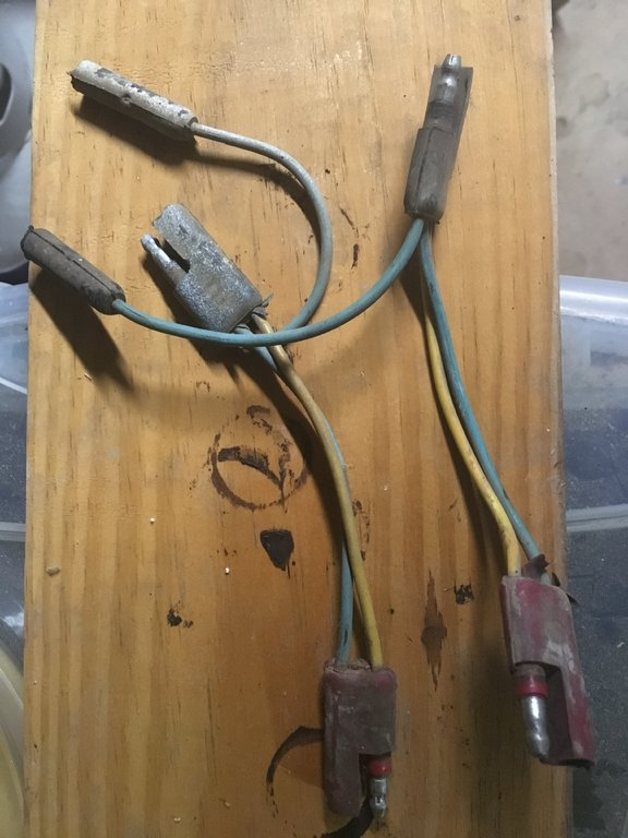 for sale  1966 barracuda fender turn signal wiring harnesses for a bodies only mopar forum 1966 barracuda wiring harness 1966 barracuda wiring harness