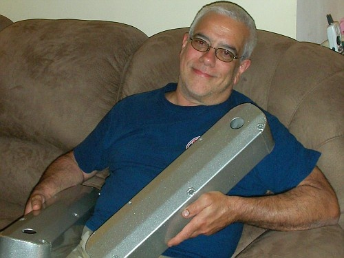 John Agugliaro happy with his valve covers - 2008.jpg