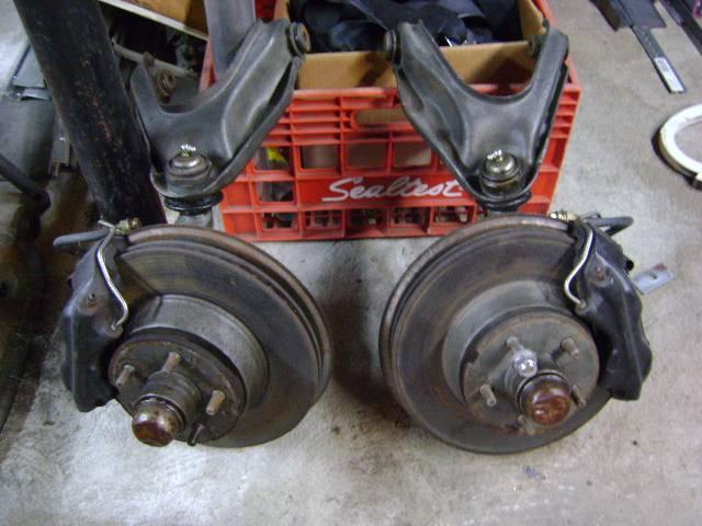 kelsey hayes disc brakes