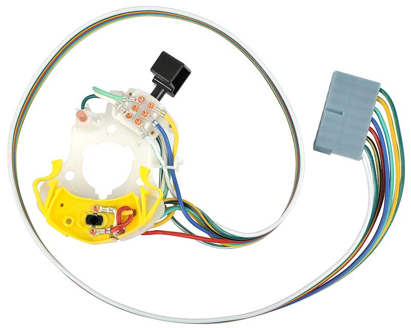 Help  70 Swinger Reproduction Turn Signal Switch Wiring