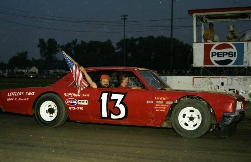 Me and Tom Searing Hales Corners Speedway.jpg
