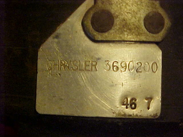 340 Tach Drve Electronic Distributor Question      | For A