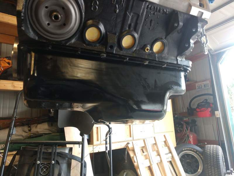 KEVKO M302 NEW MOPAR CHRYSLER RACE X-TRA CAPACITY OIL PAN 360