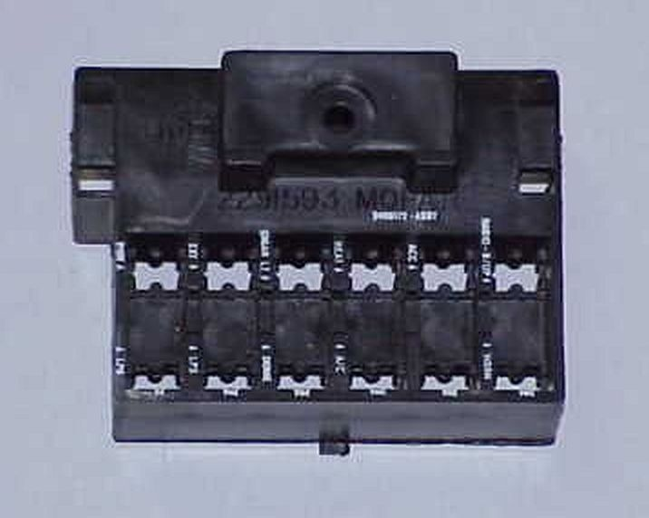 pinging slantsixdan et al how to find parts to populate a mopar fuse box for a bodies only