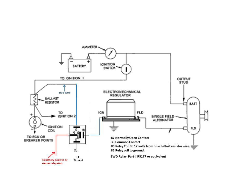Need Help Badly With Charging System