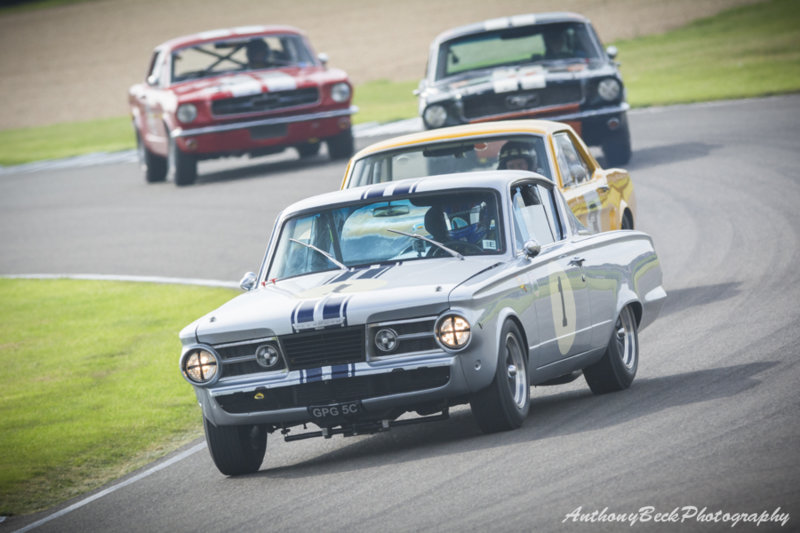 Oliver Bryant and Andrew Jordan - 1965 4414cc Plymouth Barracuda.jpg