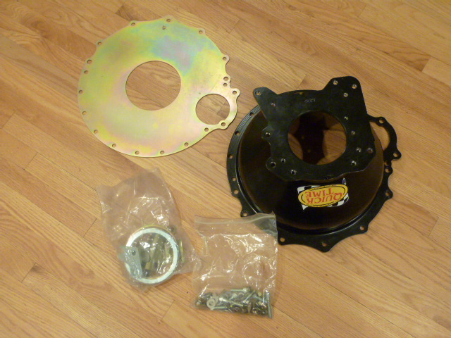 SOLD] - Small Block QuickTime Bellhousing - New | For A