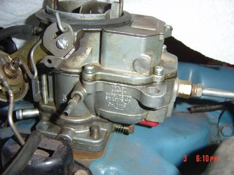 Carter BBD 2425 carb   For A Bodies Only Mopar Forum