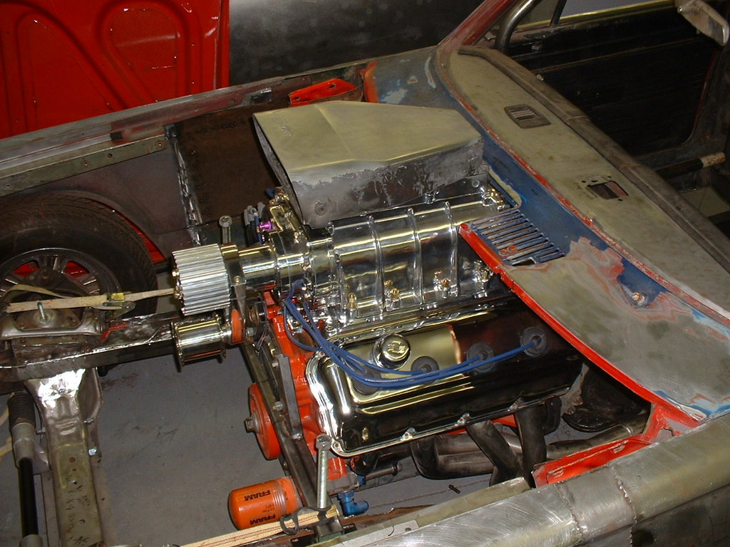 A couple questions about supercharging a 440 | For A Bodies