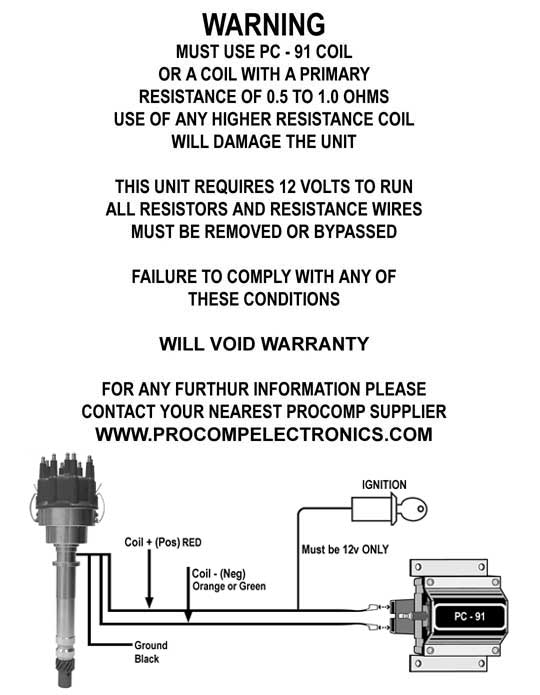 Mallory Distributor Wiring Diagram Unilite - Wiring Solutions