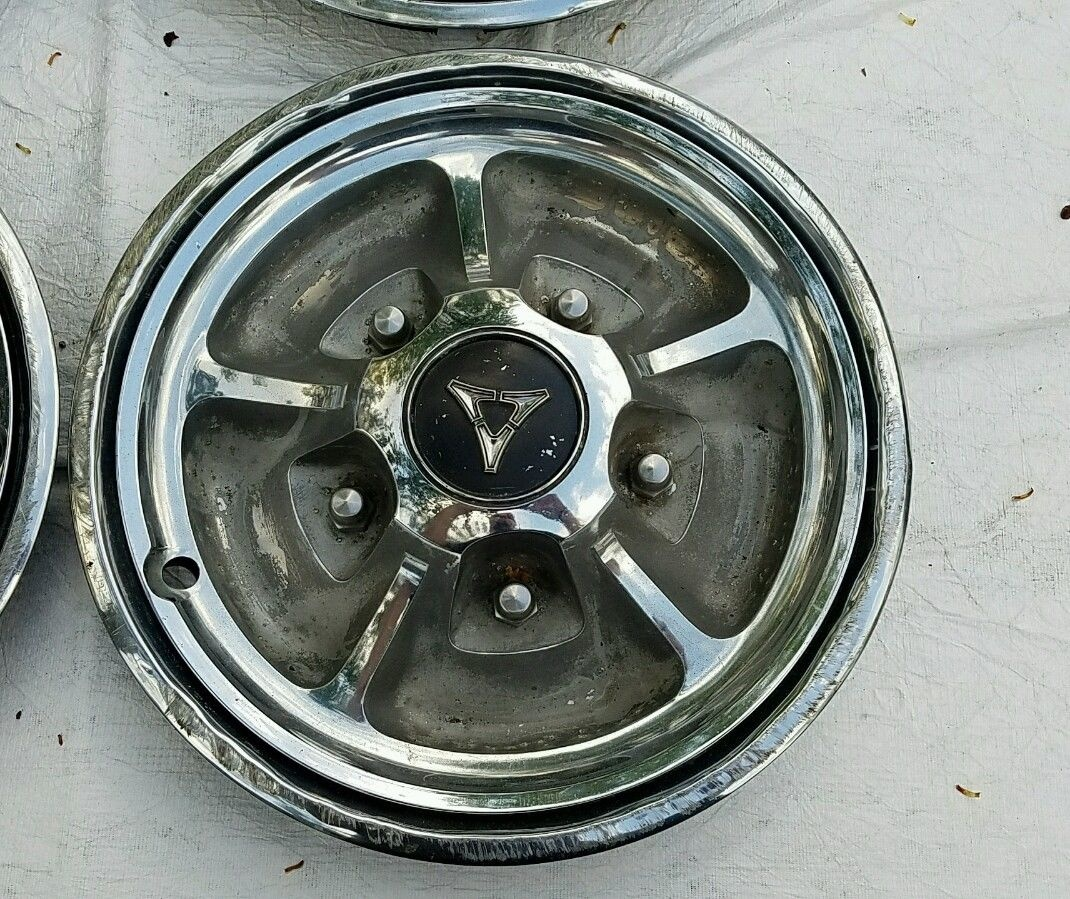 For Sale 1968 Dodge Dart Coronet 14 Quot Mag Hubcaps For
