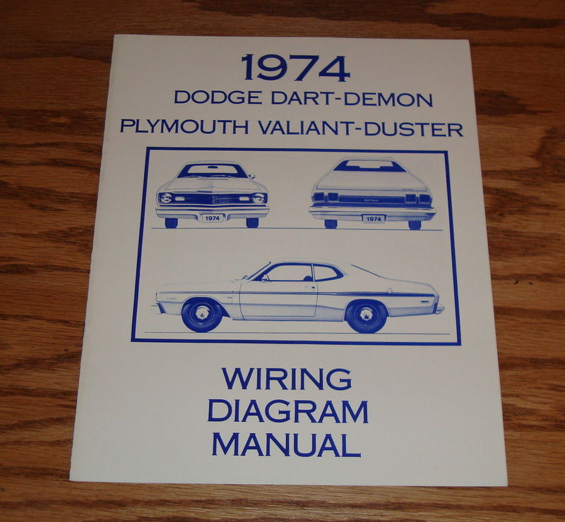 1971 Dodge Chassis Service Manual Wire Diagrams For A Bodies