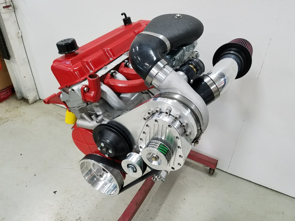 Supercharger For A Bodies Only Mopar Forum
