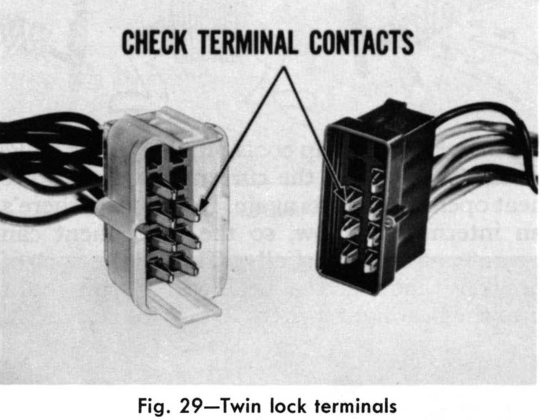 Sources for Chrysler type wire terminals | For A Bodies Only