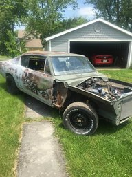 69'Barracuda
