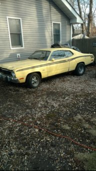 Originalowner73 340duster
